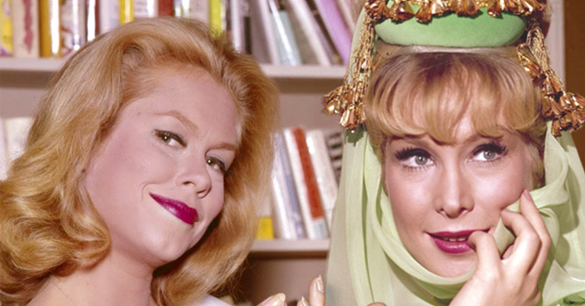Bewitched And I Dream Of Jeannie