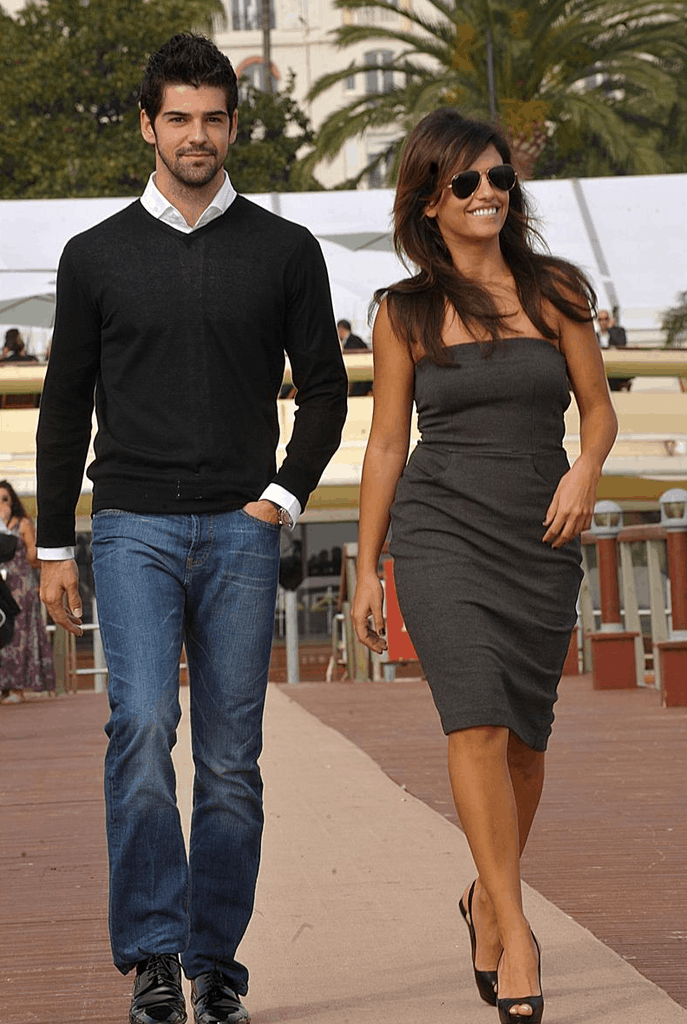 Mónica Cruz Y Miguel Ángel Muñoz