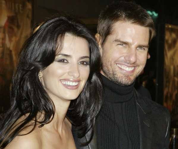 Penélope Cruz Y Tom Cruise