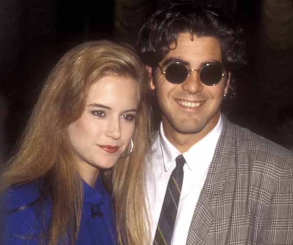 Kelly Preston Y George Clooney