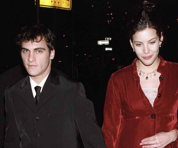 Joaquín Phoenix Y Liv Tyler