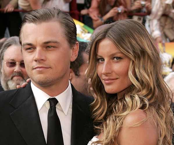 Leonardo DiCaprio Y Gisele Bündchen