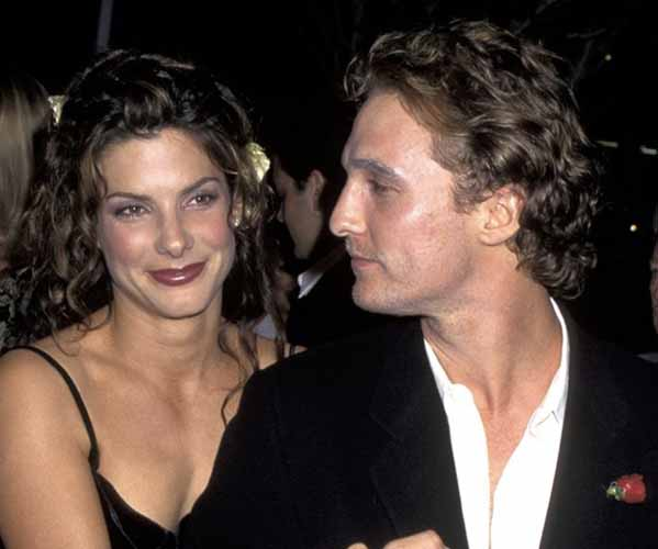 Sandra Bullock Y Matthew McConaughey