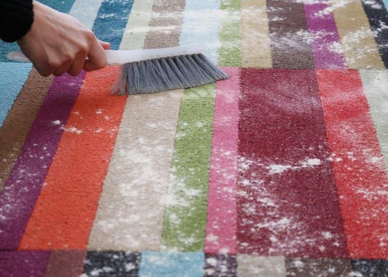 Para Limpar Tapetes Ou Carpetes