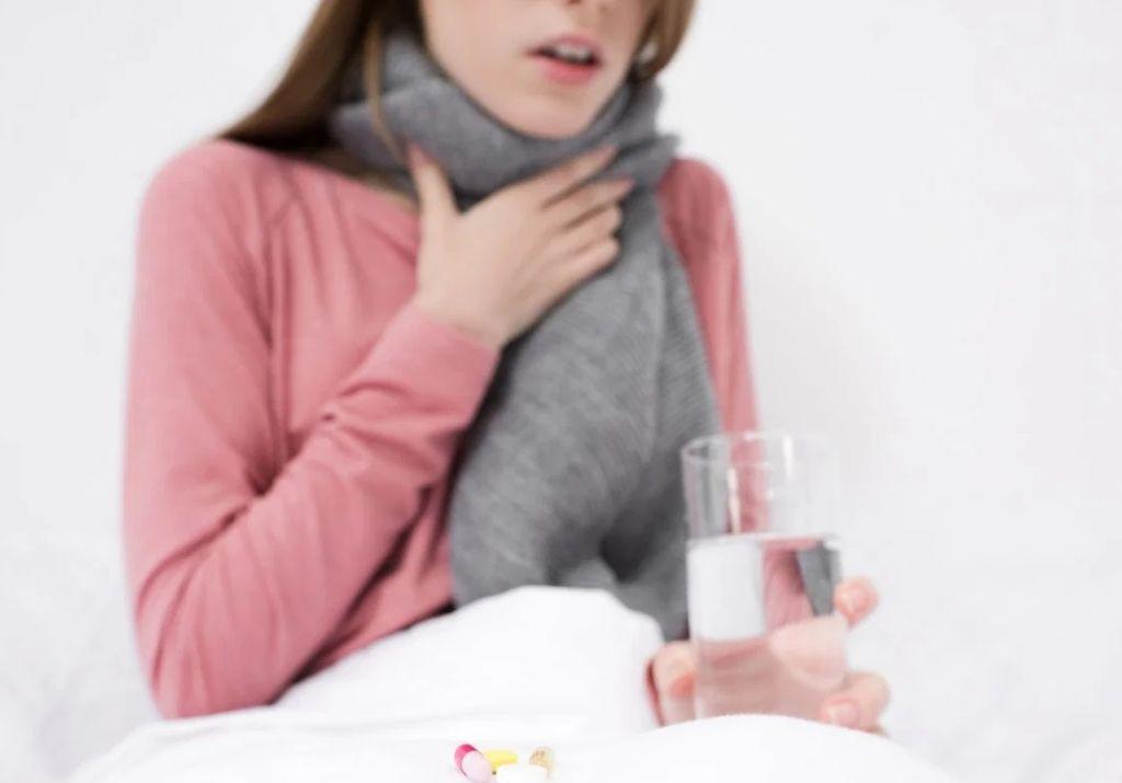 Ajudar Com A Dor De Garganta