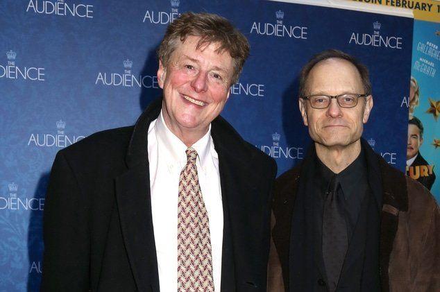 David Hyde Pierce e Brian Hargrove