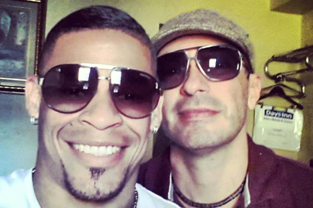 Orlando Cruz e Jose Manuel