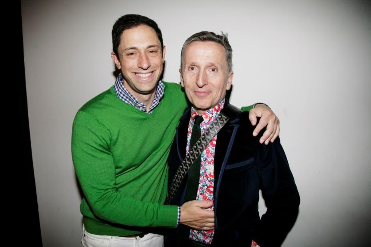 Simon Doonan e Jonathan Adler