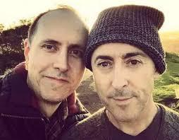 Alan Cumming e Grant Shaffer