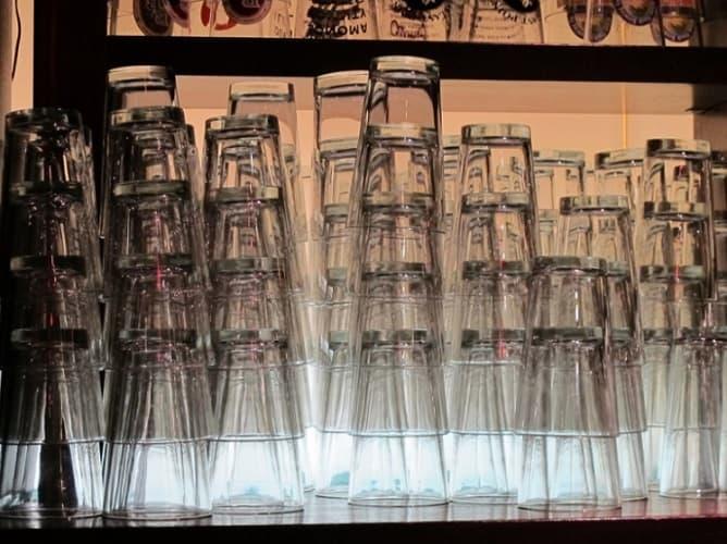 Come Separare Bicchieri Incastrati Tra Di Loro Con WD 40