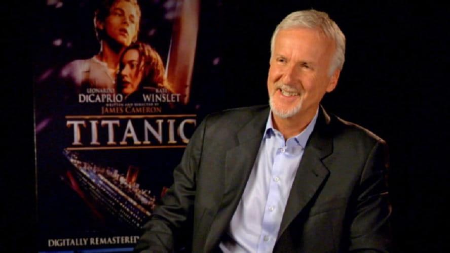 James Cameron E Il Titanic