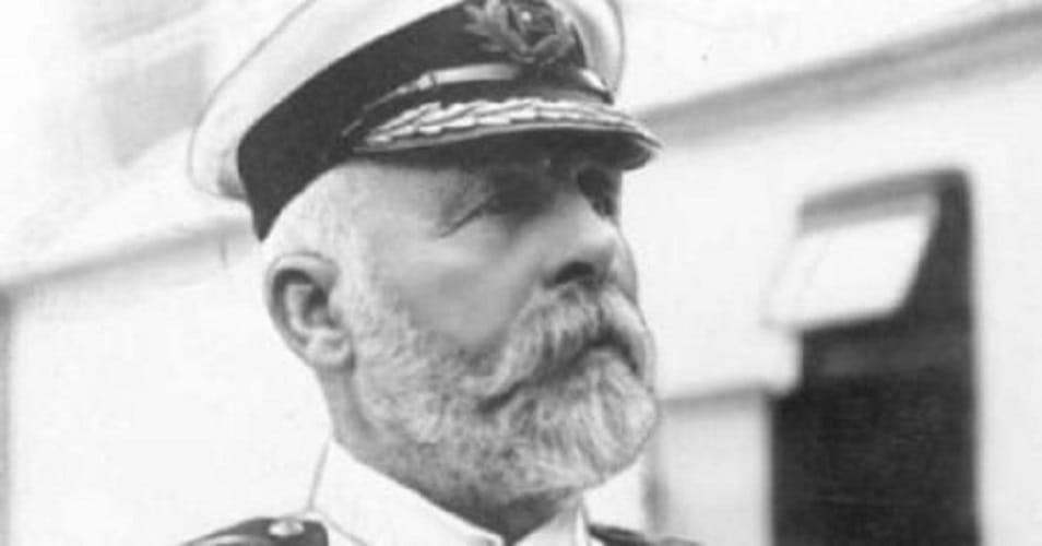Edward J. Smith Il Capitano