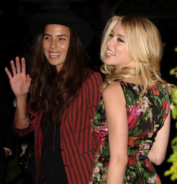 22 Amber Heard Getty Images Jason LaVeris FilmMagic