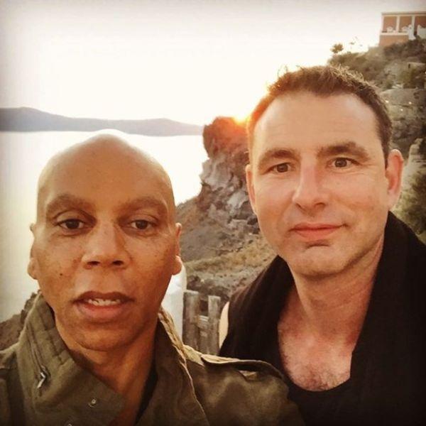 30 RuPaul George LeBar Instagram @rupaulofficial