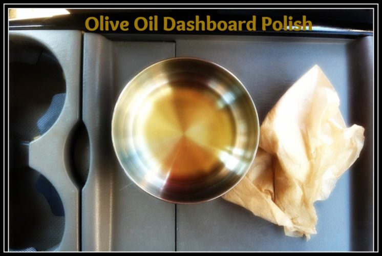 A Little Olive Oil Can Go A Long Way
