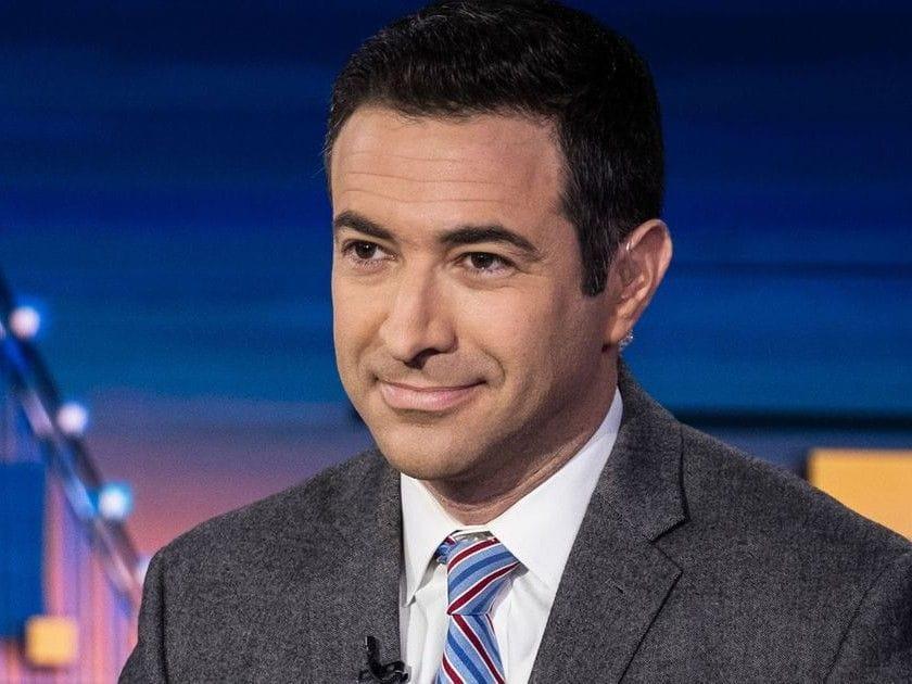 Ari Melber – MSNBC