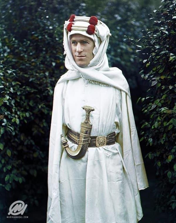 Lawrence D'Arabia Nella Vita Reale