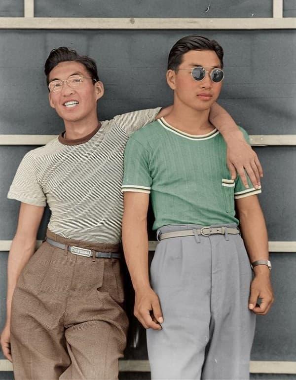 I Giapponesi Americani Furono Trasferiti Nei Campi Di Internamento