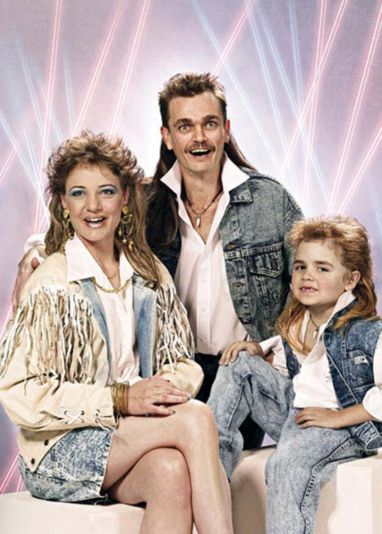 The Mullet Family