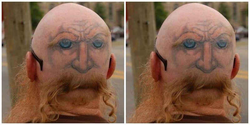 Harry Potter Y El Tatuaje Malo