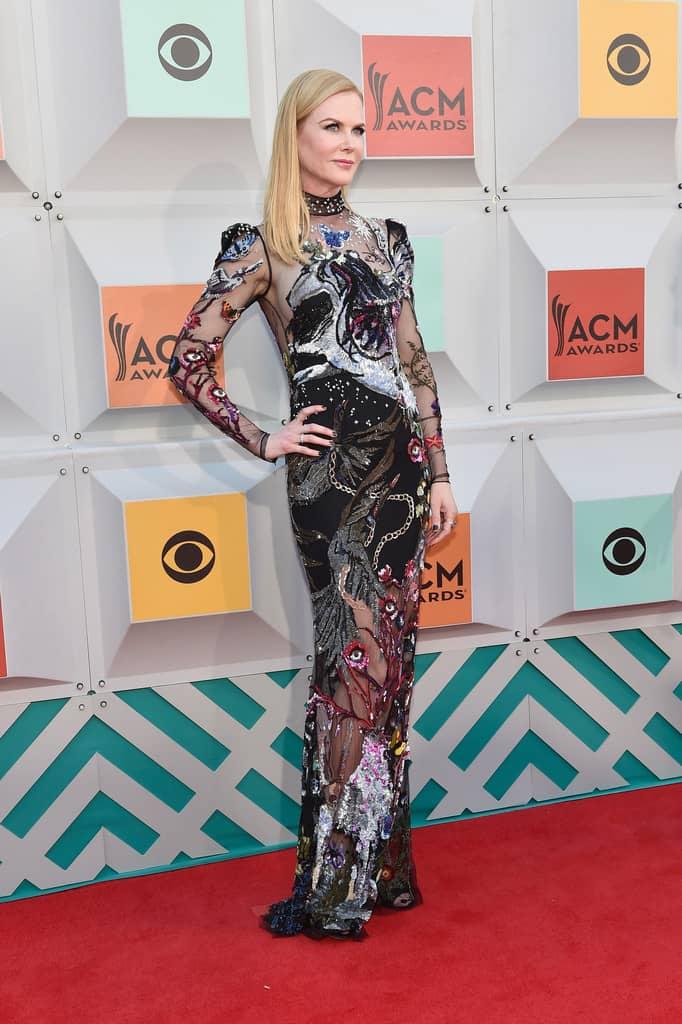 Nicole Kidman, 2016