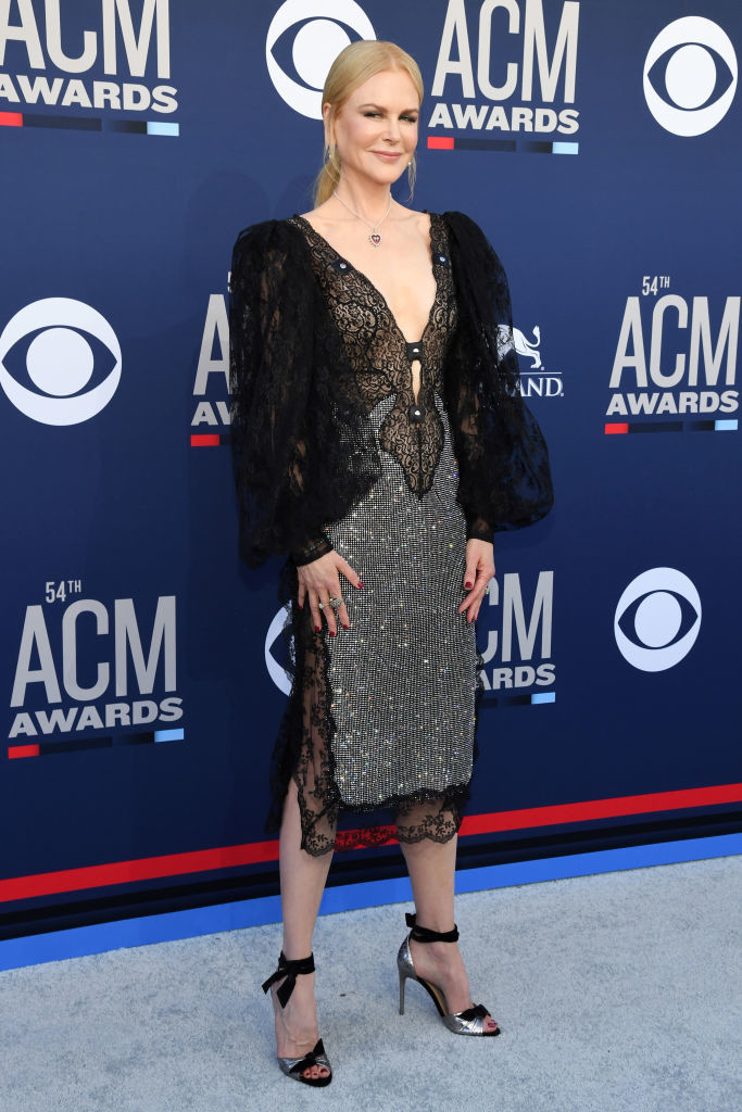 Nicole Kidman, 2019