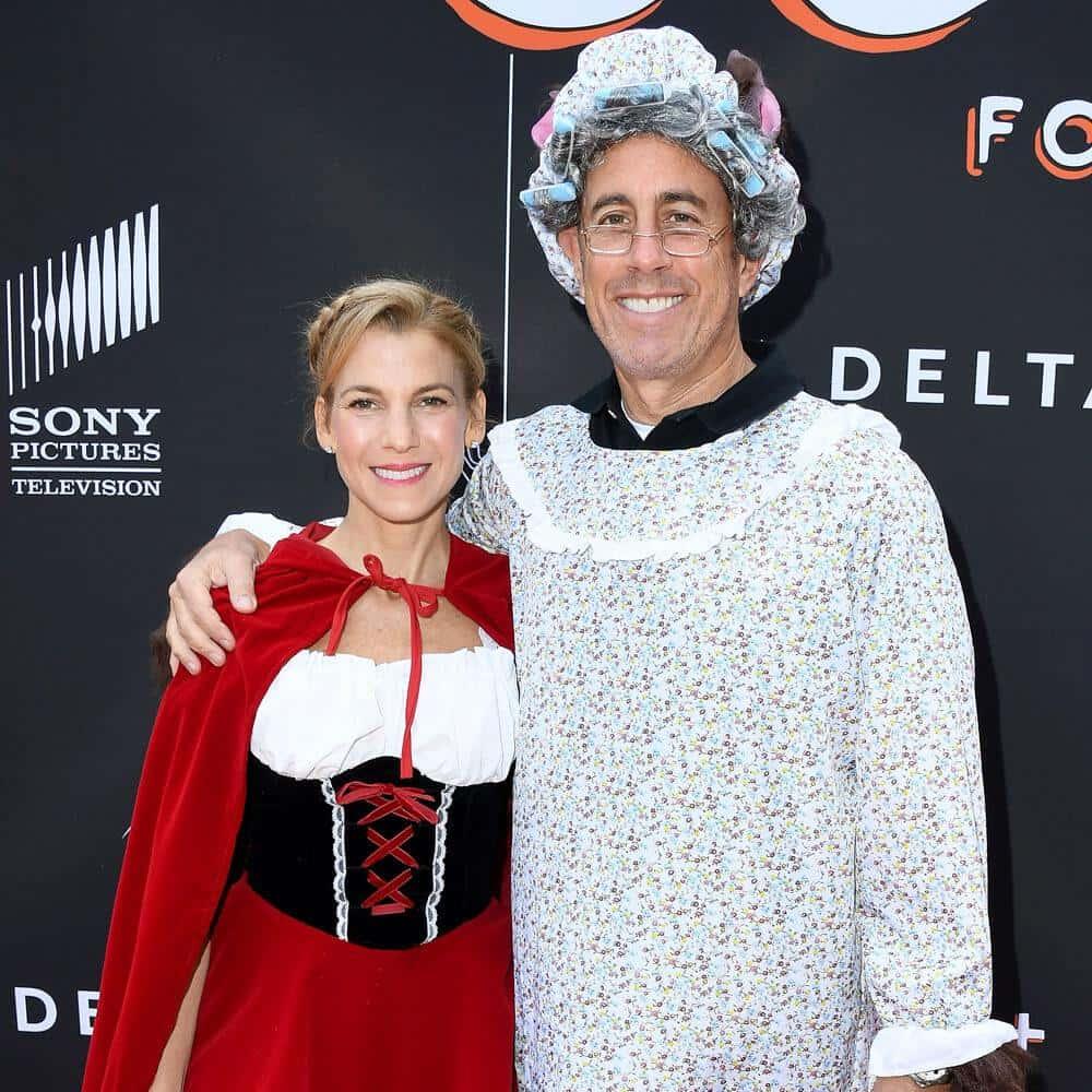 Jerry Y Jessica Seinfeld