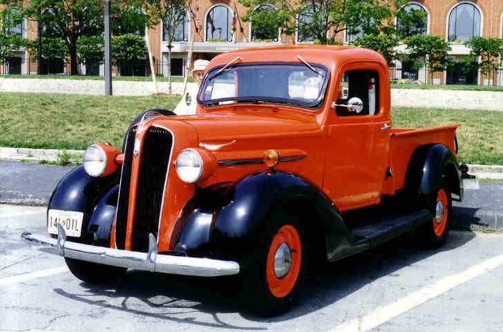Plymouth PY 50 Pickup
