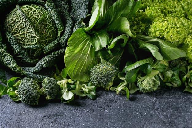 Vegetais Verde Escuros