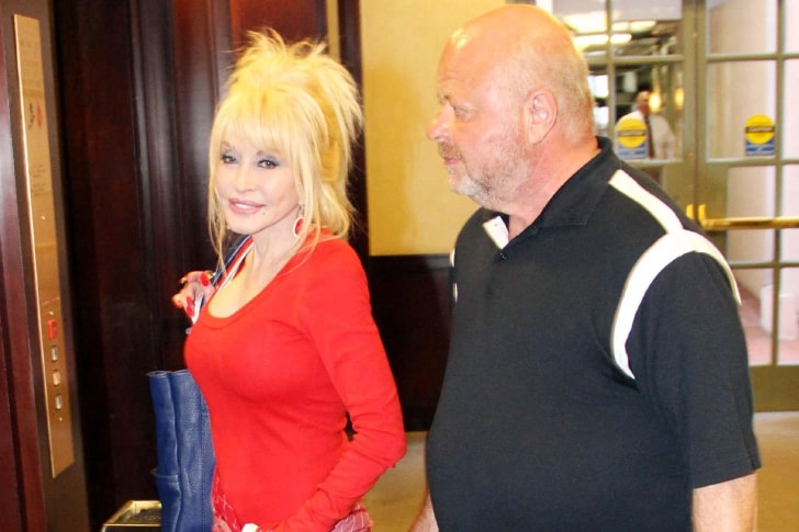 DOLLY PARTON & CARL THOMAS DEAN