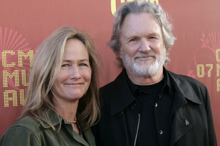 KRIS KRISTOFFERSON & LISA MEYERS