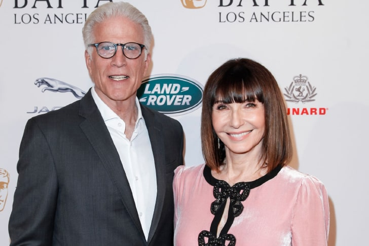 TED DANSON & MARY STEENBURGEN