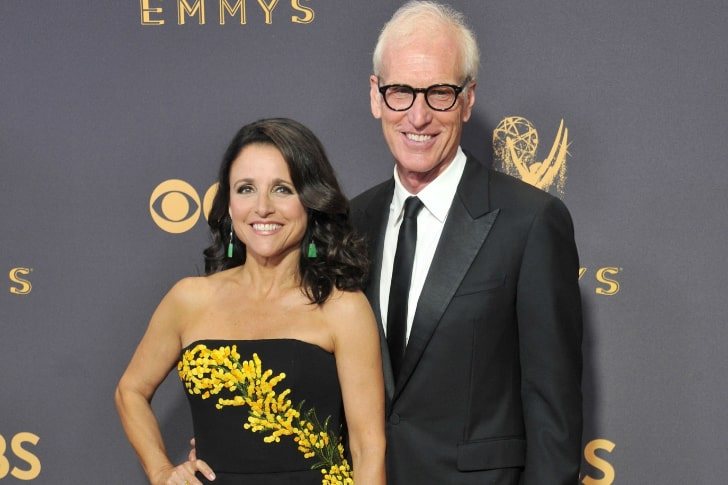 JULIA LOUIS DREYFUS & BRAD HALL