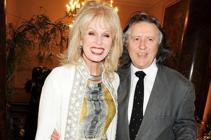 JOANNA LUMLEY & STEPHEN BARLOW