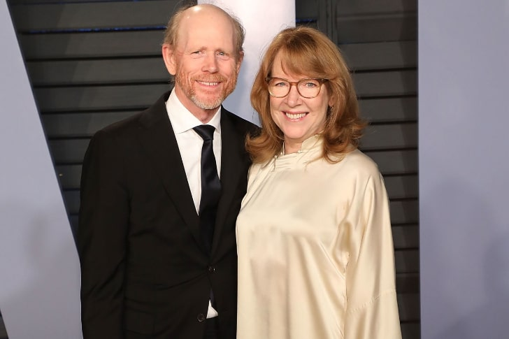 RON HOWARD & CHERYL HOWARD