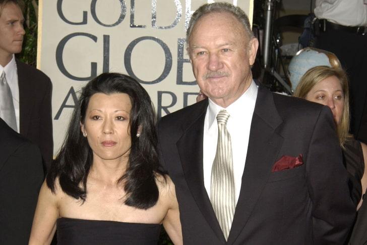 GENE HACKMAN & BETSY ARAKAWA