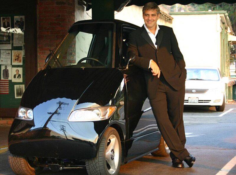 George Clooney Et Sa Tango