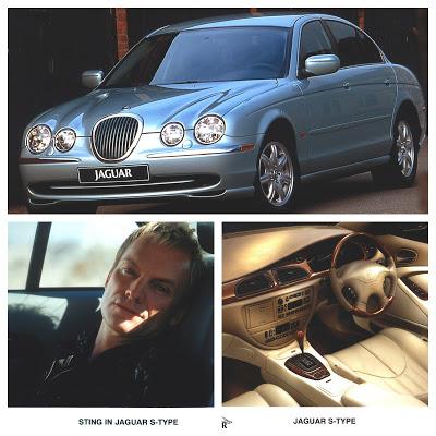 Sting Et Sa Jaguar S Type
