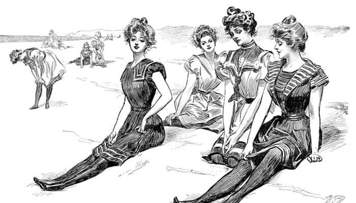 1910s – The Gibson Girl