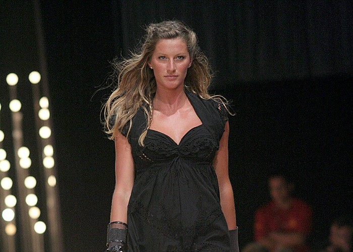 """The Most Beautiful Girl In The World"" – Gisele Bundchen"