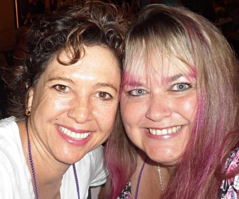 Kristy McNichol Y Martie Allen 29 Años