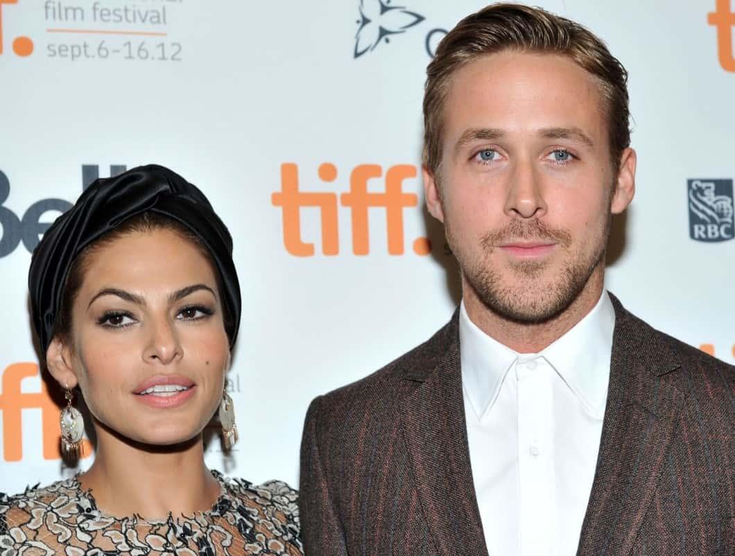 Ryan Gosling Y Eva Mendes 9 Años