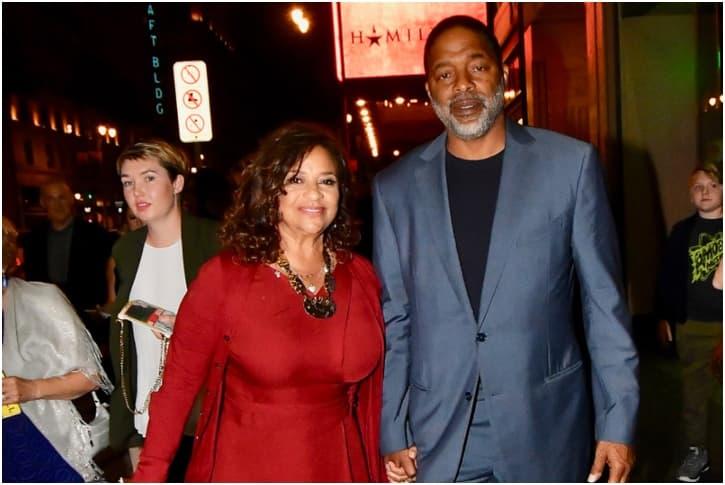 Debbie Allen Y Norm Nixon 35 Años
