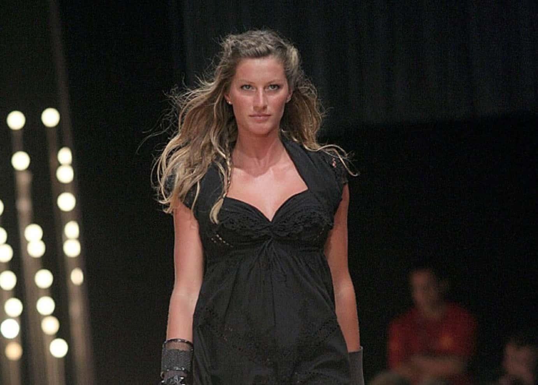 Gisele Bundchen Yaşayan En Güzel Kadınlardan Biri