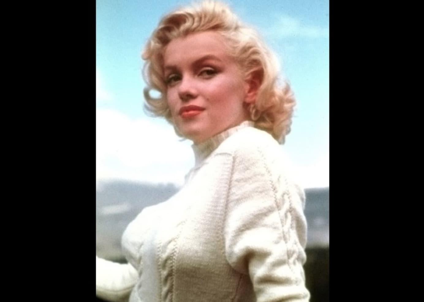 Marilyn Monroe İdeal Vücuda Sahipti