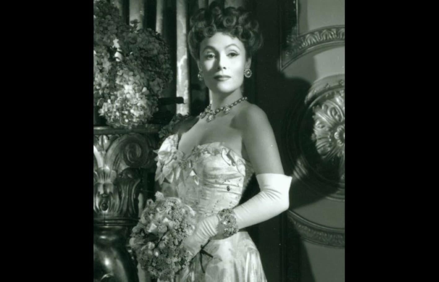 Dolores Del Rio Bir Hollywood Afeti Oldu