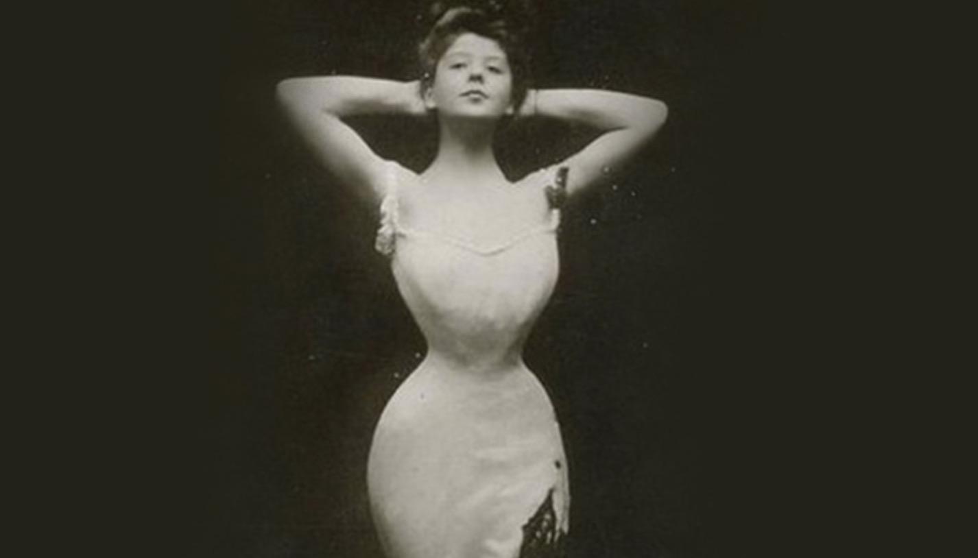 Camille Clifford Flesh'deki Gibson Kızıydı