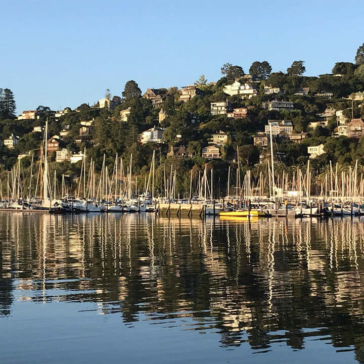 Honorable Mention Tiburon, California (Average Household Income $269,419)