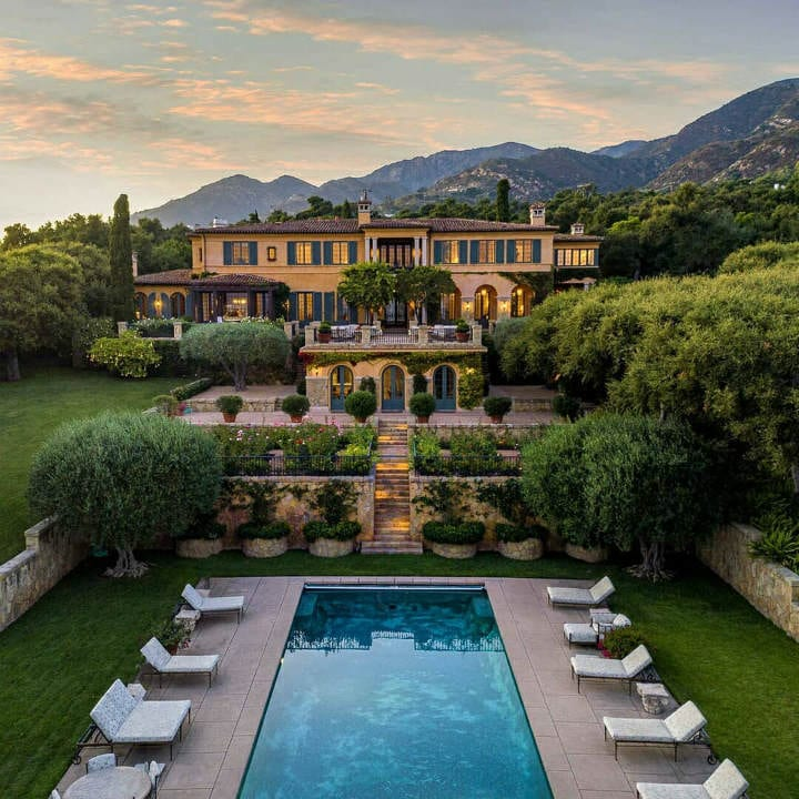 Honorable Mention Montecito, California (Average Household Income $276,564)