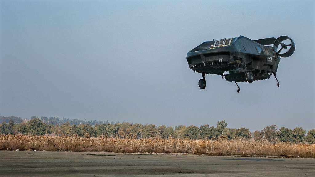 Urban Aeronautics AirMule